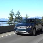 Test Drive Volkswagen Atlas Cross Sport 2020 Menos Asientos Mas Suv Autoproyecto