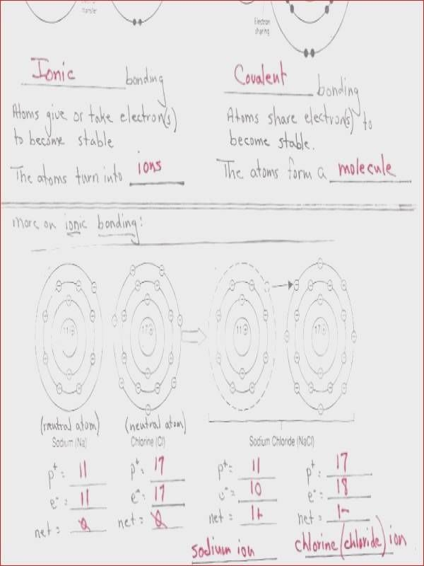 Polyatomic Ions Worksheet Answers Pogil