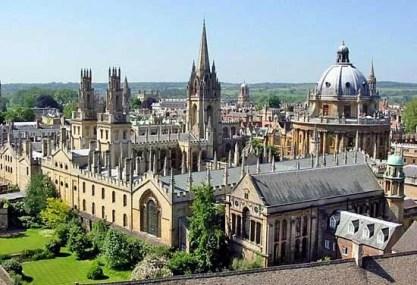 Resultado de imagen de oxford university