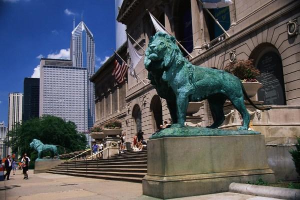 Art Institute Of Chicago Museum Illinois