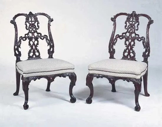 early american chair styles swivel parts uk chippendale furniture britannica com