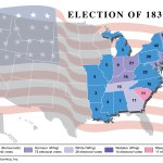 United States Presidential Election Of 1836 United States Government Britannica