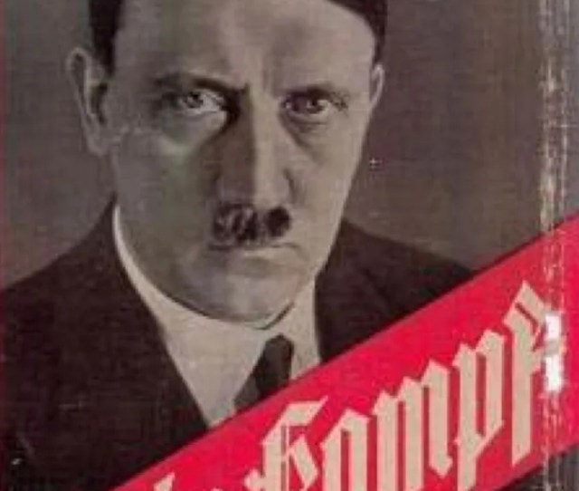 Mein Kampf Quotes Summary Analysis Britannica