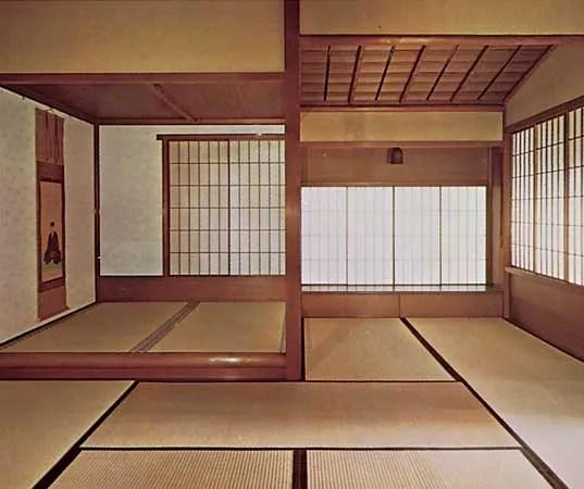 Cha Shitsu Japanese Architecture