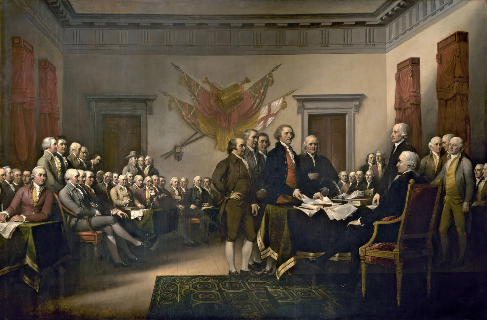 hight resolution of Founding Fathers   List