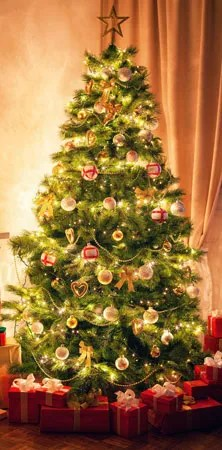 christmas tree tradition history