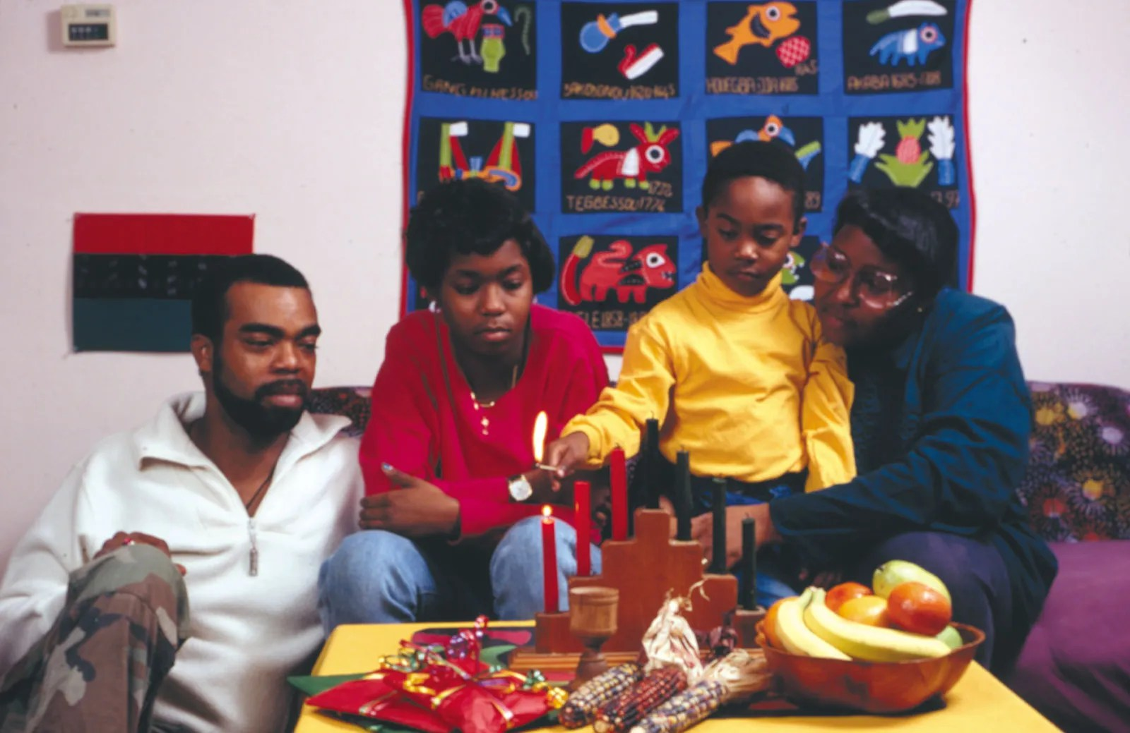 History Of Kwanzaa For Elementary Students