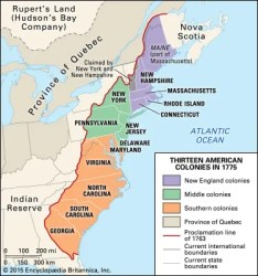 New England colonies Students Britannica Kids Homework Help