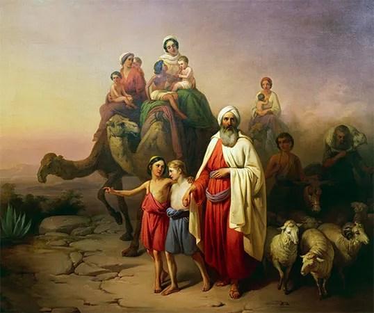 Bible Jacob Wives
