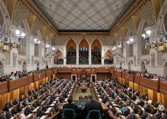 Parliament of Canada  Canadian government  Britannicacom
