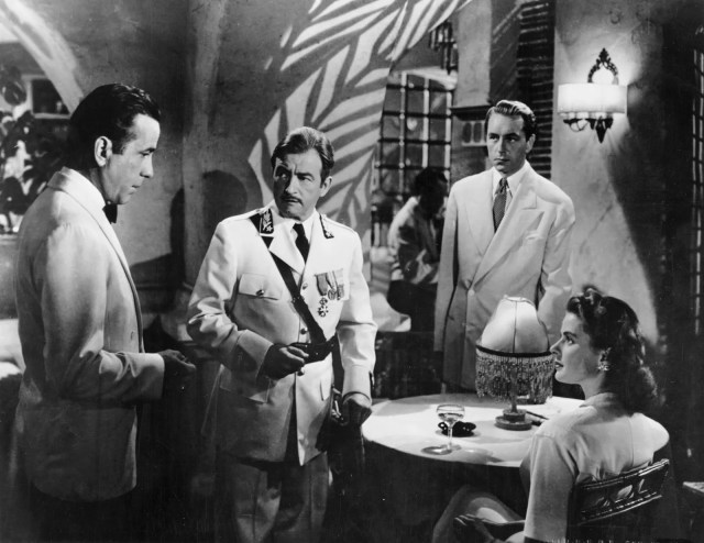 Casablanca [1942] Rick's Cafe