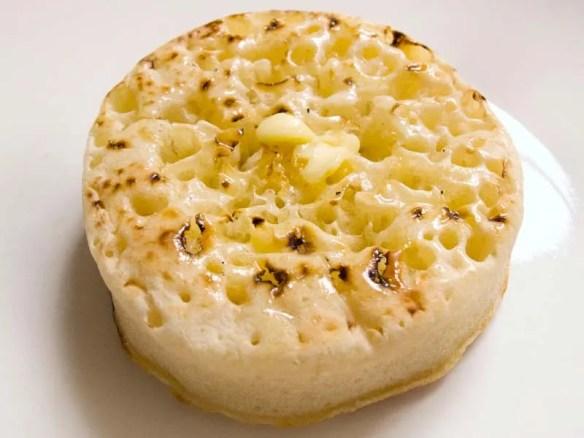 Crumpet | food | Britannica