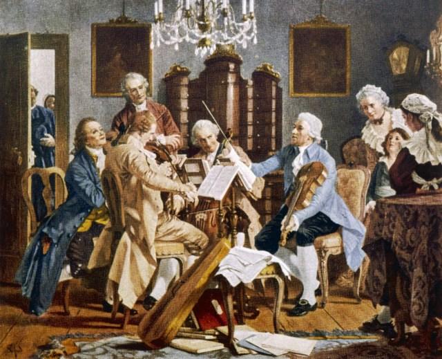chamber music - Structural elements  Britannica