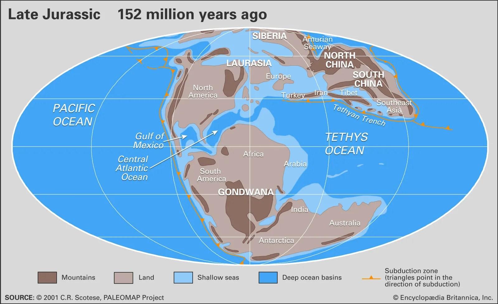 Jurassic Period
