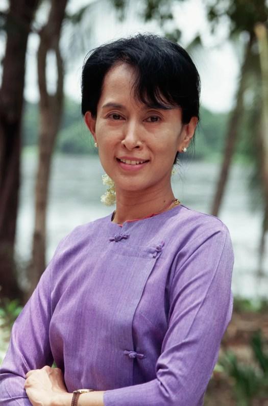 Aung San Suu Kyi | Biography & Facts | Britannica