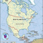 North America Countries Regions Geography Facts Britannica