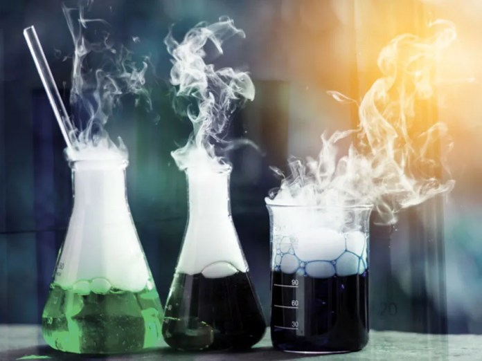 Image result for chemical reaction