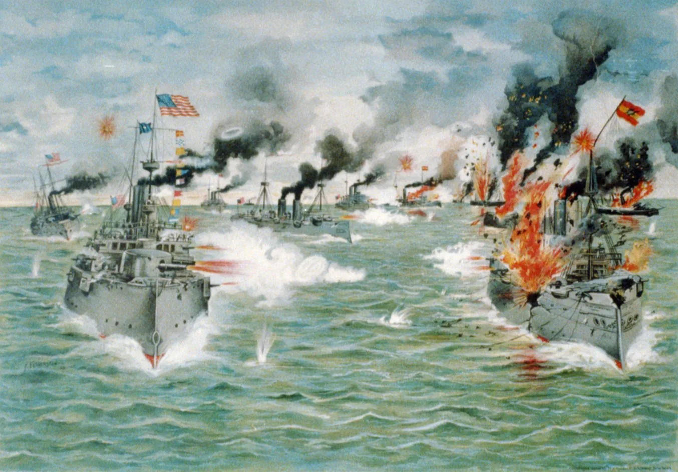 Key Facts Of The Spanish American War