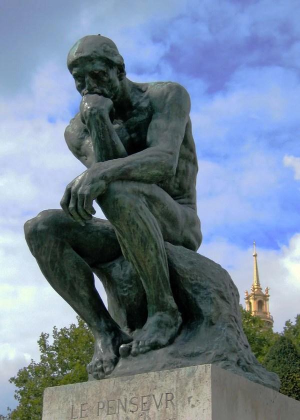 Thinker History Description & Facts Britannica
