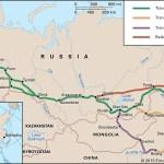 Siberia Region Asia Britannica