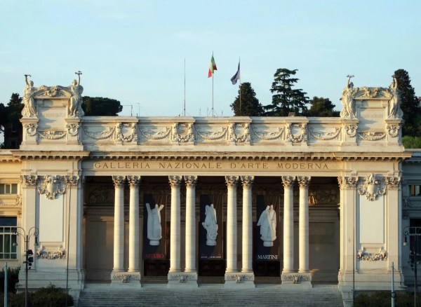 National Of Modern Art Museum Rome Italy