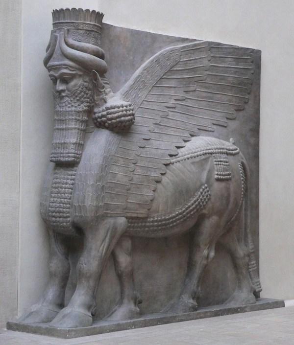 Mesopotamian Art And Architecture - Sculpture