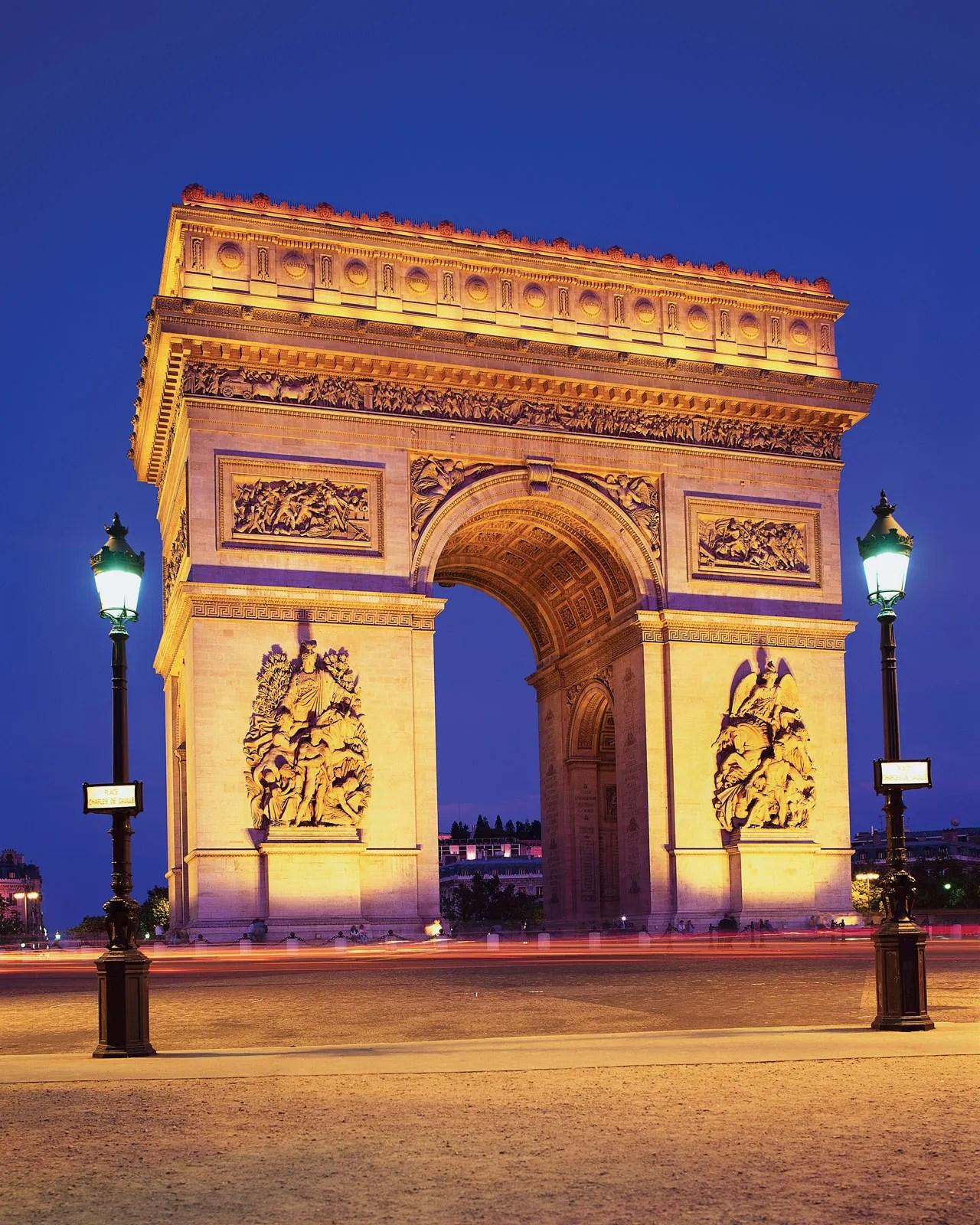 Arc de Triomphe   History, Location, & Facts   Britannica