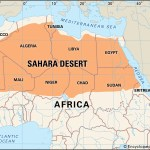 Sahara Location History Map Countries Animals Facts Britannica