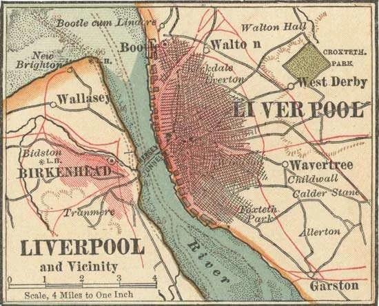 Liverpool England United Kingdom Britannicacom