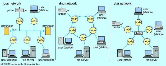 Local Area Network Computer Technology Britannica Com
