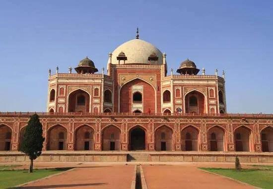 Humāyūn's Tomb Tomb Delhi India Britannica Com