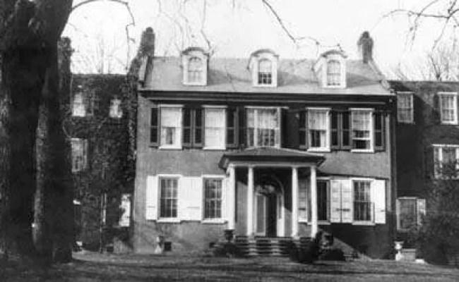 Wheatland House Lancaster Pennsylvania United States