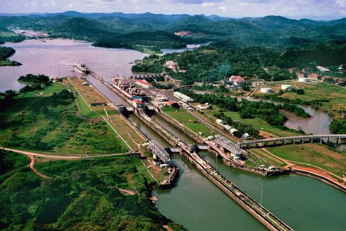 Panama Canal   Definition, History, Treaty, Map, Locks, & Facts   Britannica