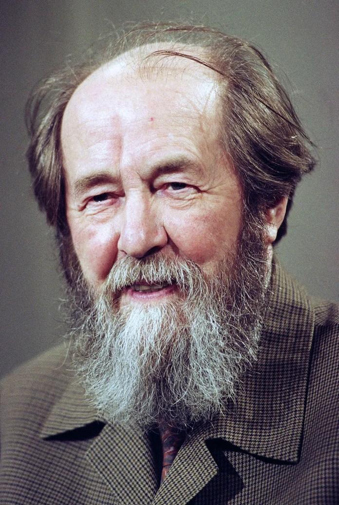 Resultado de imagen para Fotos de Alexander Solzhenitsyn