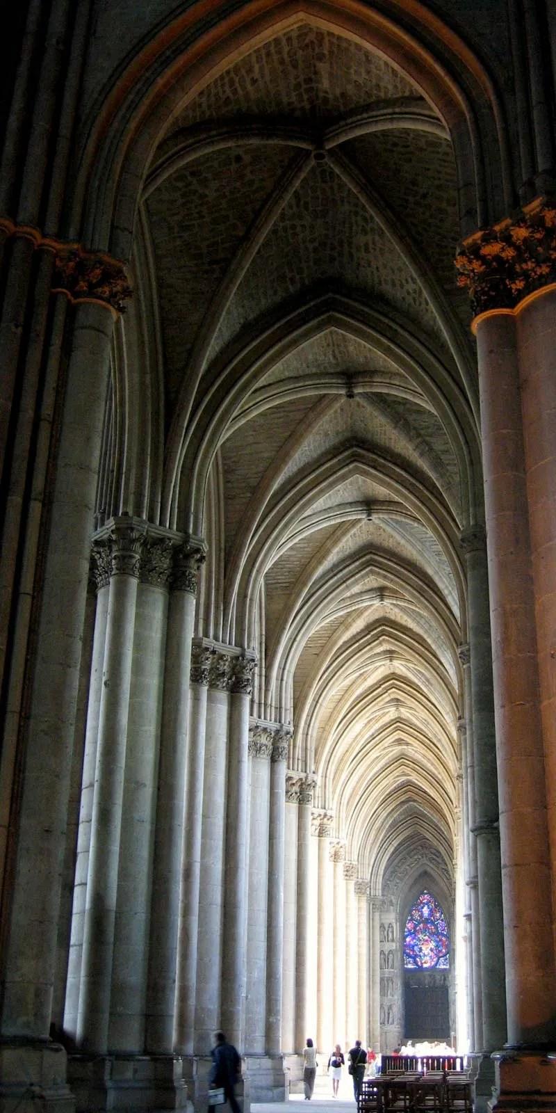 Gothic Architecture Characteristics Examples Facts Britannica