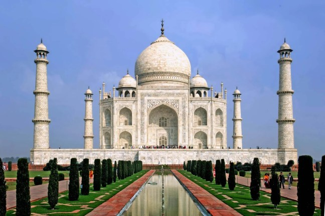 Image result for Taj Mahal