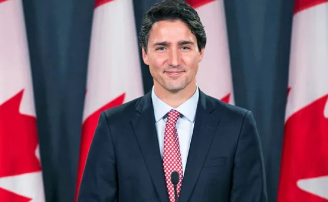 Justin Trudeau Biography Facts Father Britannica