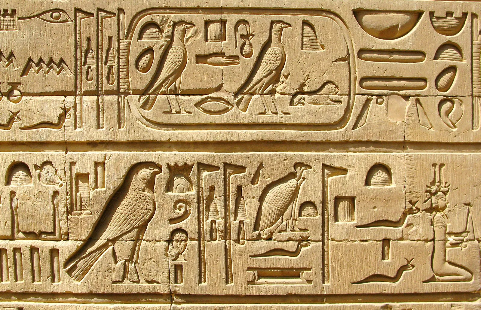 Hieroglyphic Writing