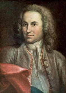 Image result for Johann Sabastian Bach painting