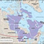 Canadian Shield Definition Location Map Landforms Facts Britannica