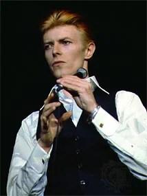 david bowie british singer