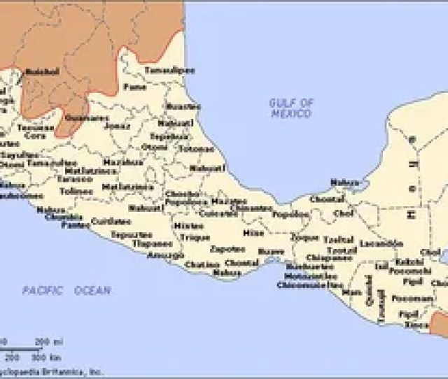 Mesoamerican Indian