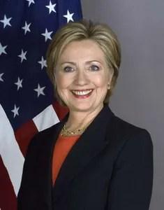 hillary clinton biography politics