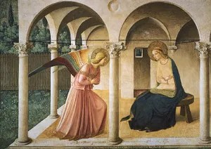 annunciation description meaning feast