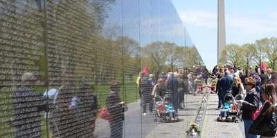 Maya Lin: Vietnam Veterans Memorial