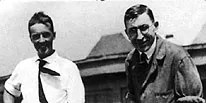 Charles H. Best and Frederick Banting