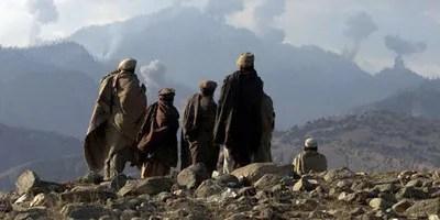 Afghanistan War: anti-Taliban fighters