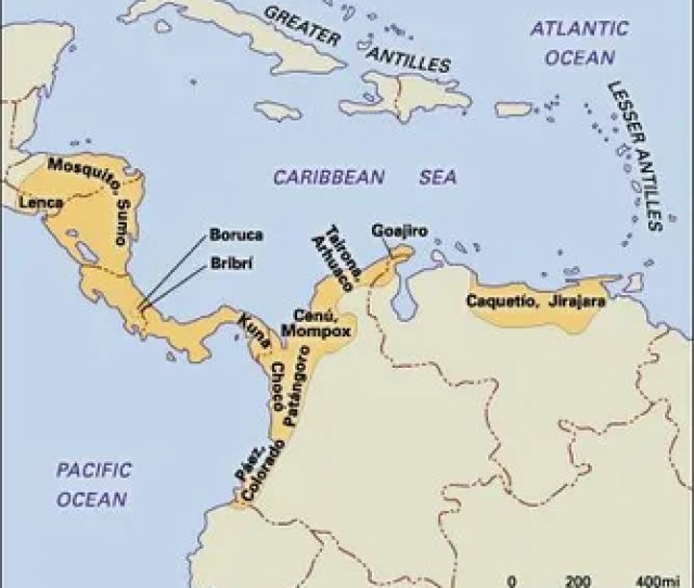 Central American And Northern Andean Cultures C
