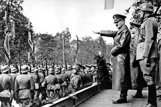 Anschluss  German history  Britannicacom