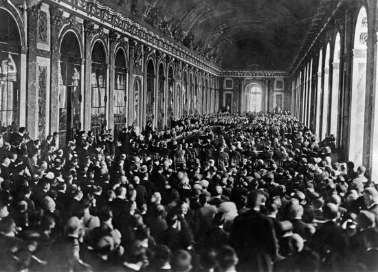 Treaty of Versailles  Definition Summary Terms  Facts  Britannicacom